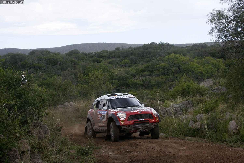 X Raid Dakar 2011 Stage2 01