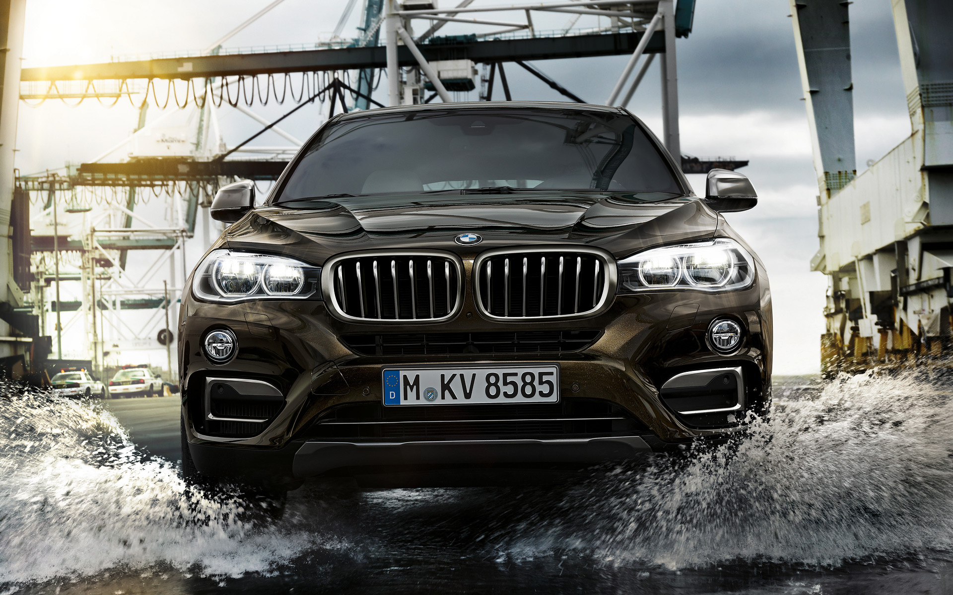 2015 Bmw X6 Download Wallpapers