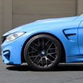 Yas Marina Blue M3 Project By EAS