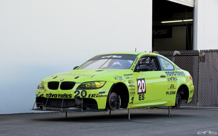 Yost Autosport BMW M3 Race Car 1 750x468