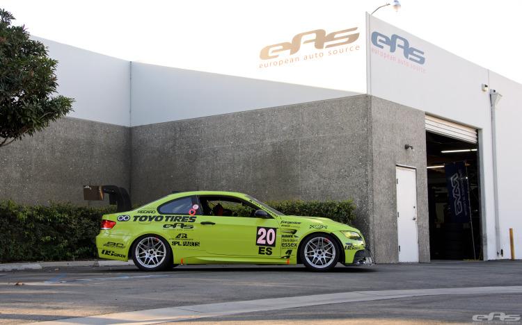 Yost Autosport BMW M3 Race Car