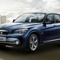 Zinoro 1E BMW X1 China Elektro SUV Guangzhou 2013 01 120x120