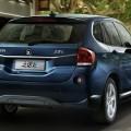 Zinoro 1E BMW X1 China Elektro SUV Guangzhou 2013 09 120x120