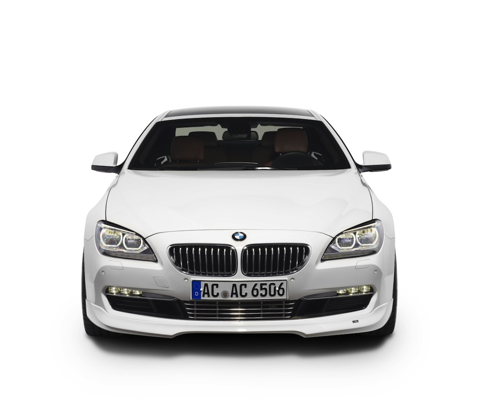 BMW 650i Coupe By AC Schnitzer