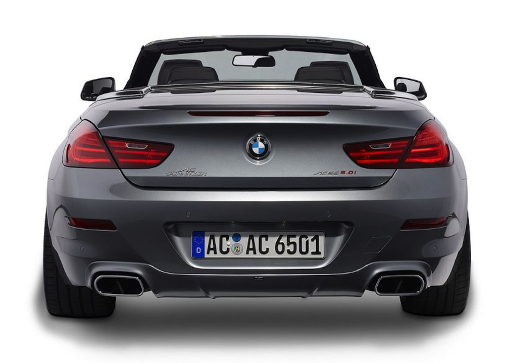 Ac Schnitzer 2012 Bmw 6 Series Convertible 540 Hp