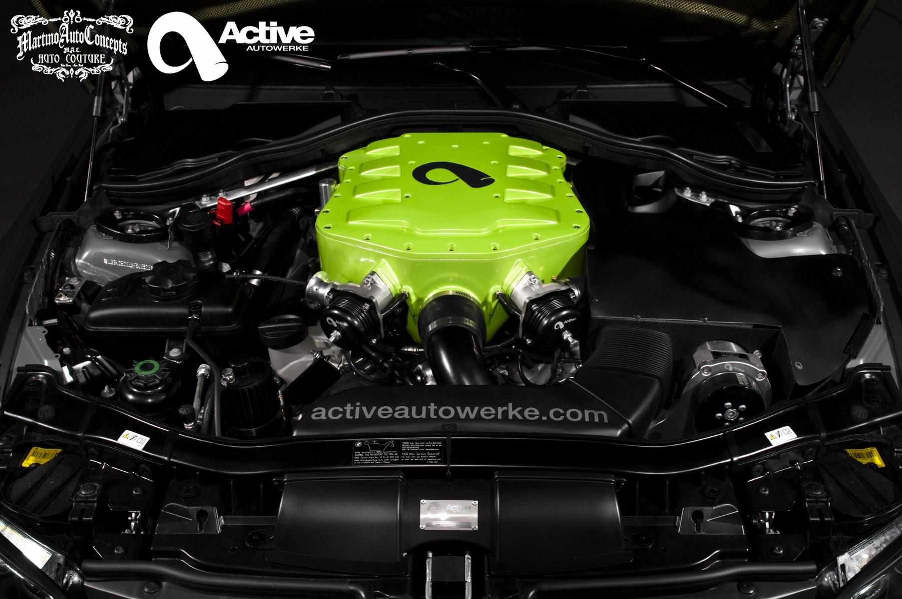active autowerke bmw m3 01