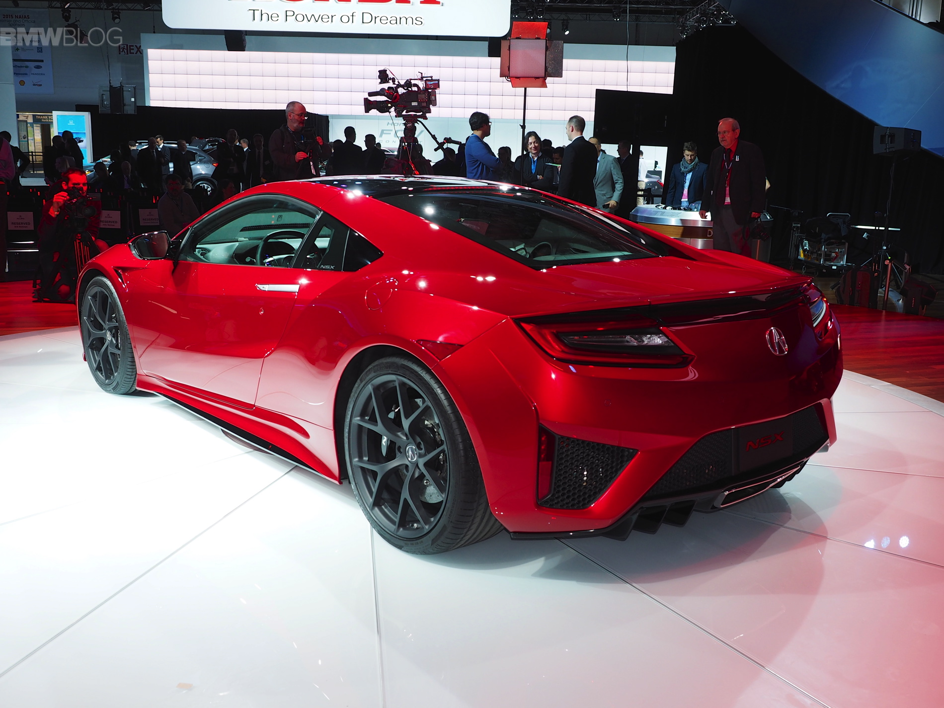 Acura Nsx Bmw I8 Fighter Is Here