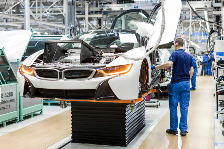 Where are bmws manufactured
