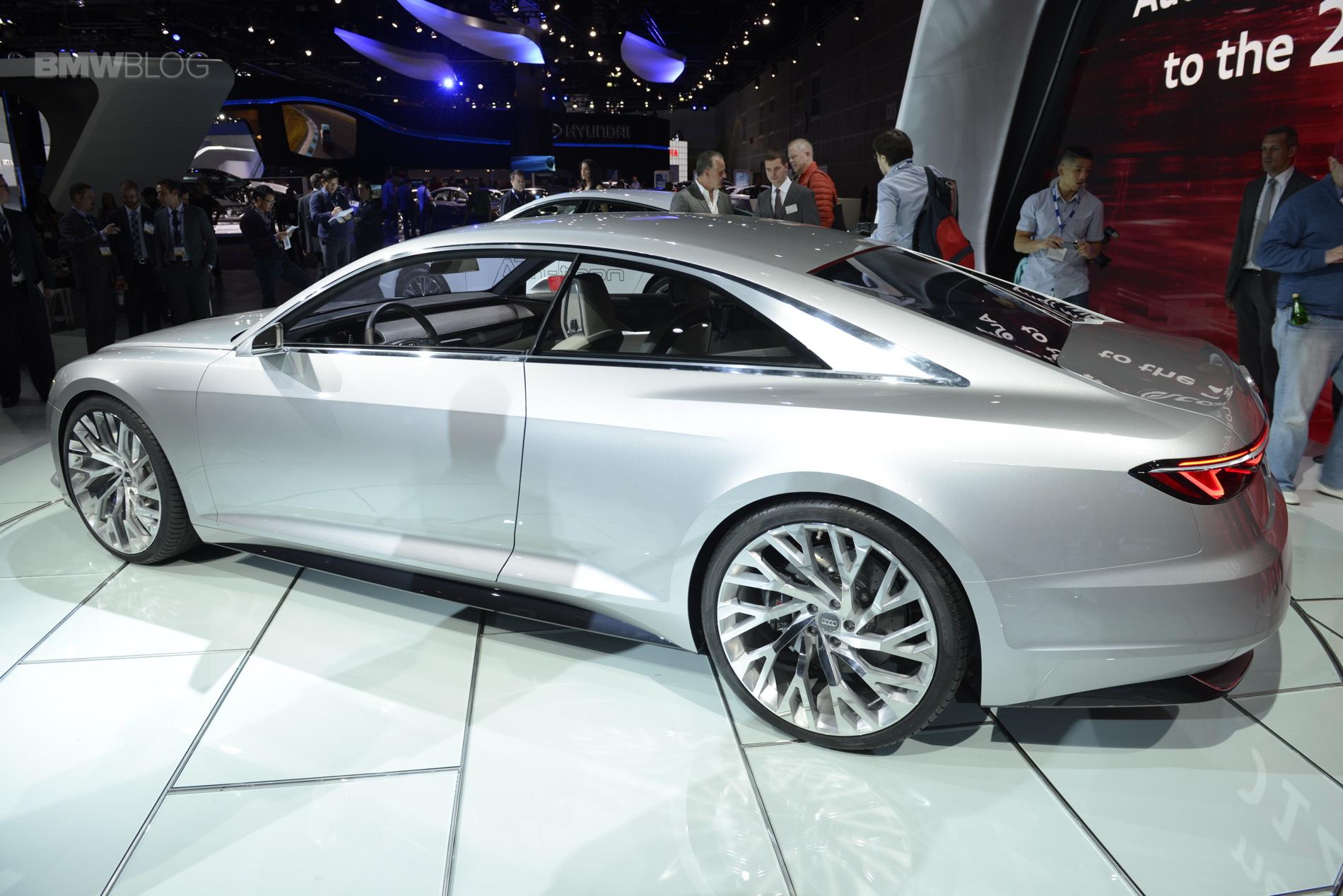 2014 LA Auto Show: Audi Prologue Concept