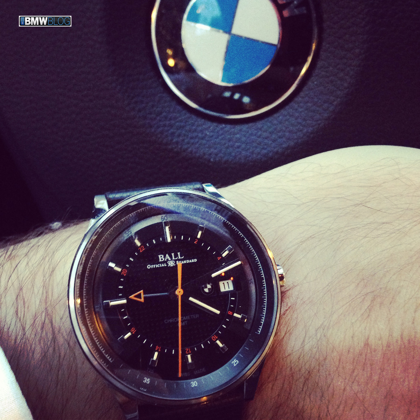 Ball Watch For Bmw