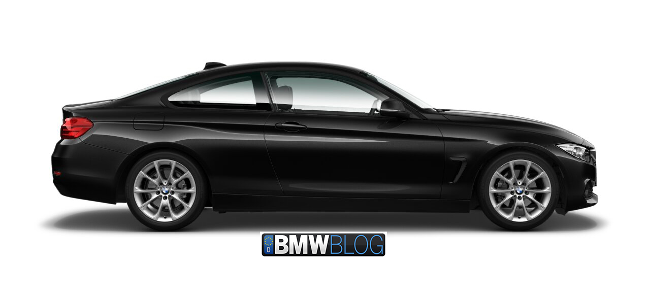 Choose Your Favorite Color For Bmw 4 Series Coupe