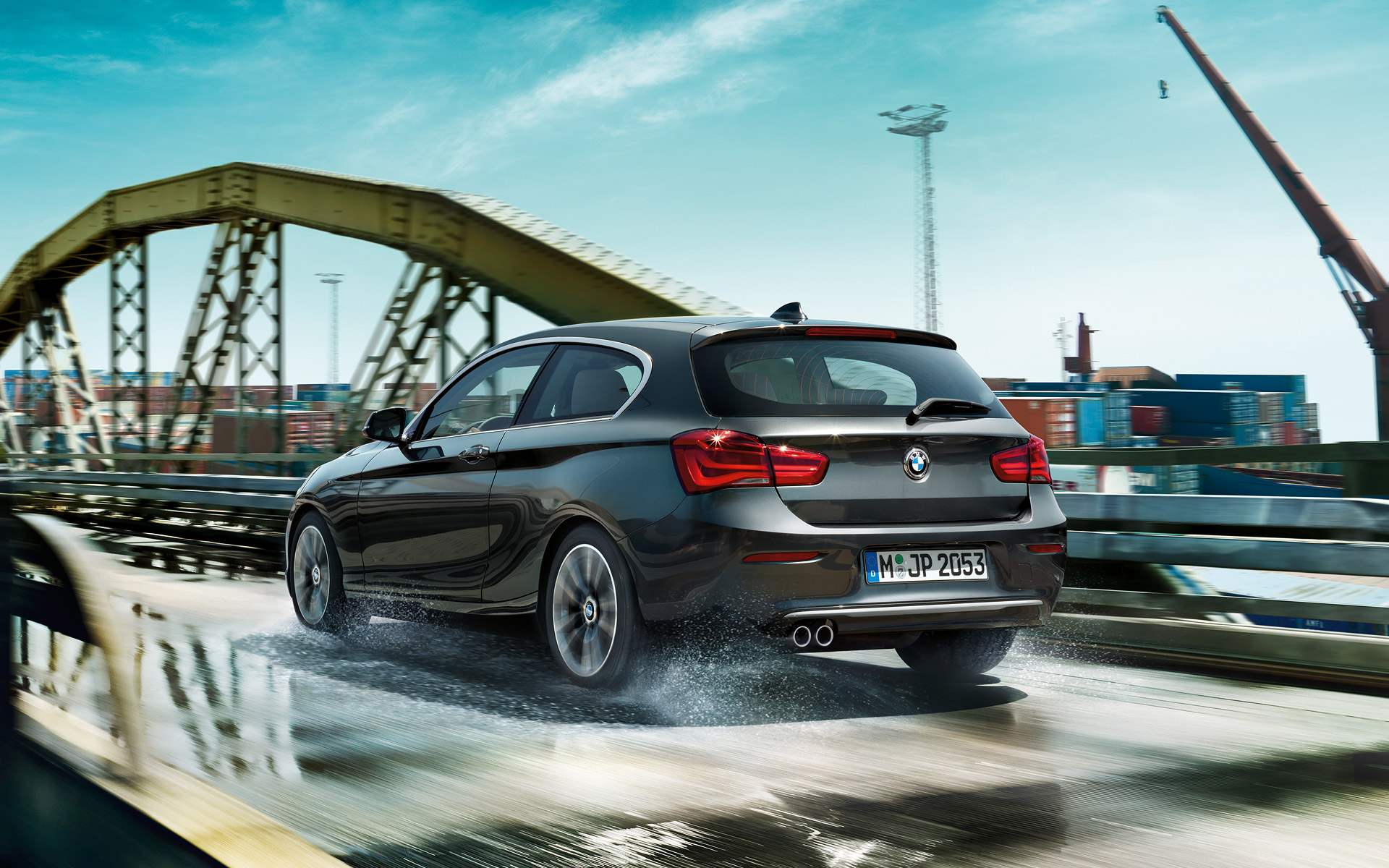 2015 Bmw 1 Series Facelift Download Wallpapers