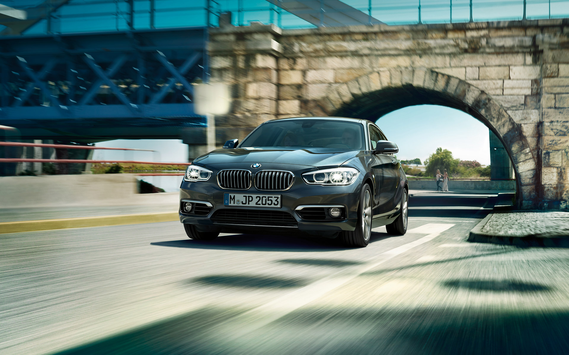 A3 Vs Serie 1 >> 2015 BMW 1 Series Facelift - Download Wallpapers