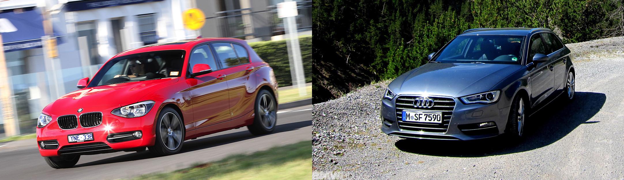 BMW 118d vs Audi A3 Sportback S Line 2.0 TDI  Audi A S Line Package Tdi on