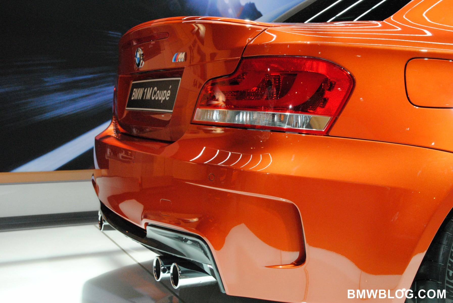 bmw 1M Orange 27