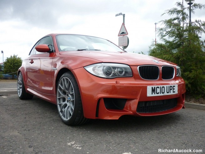 bmw 1m UK review 25 655x491