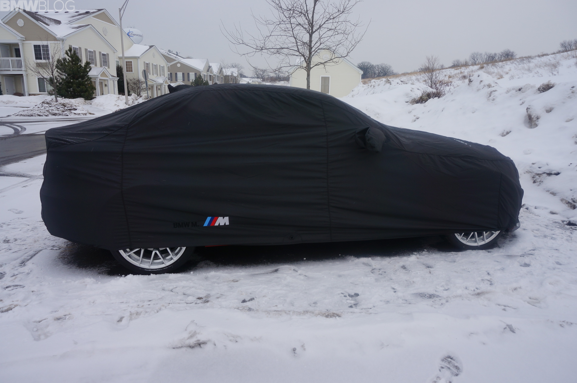 Bmw M Cover For 1m And 1 Series M Coupe
