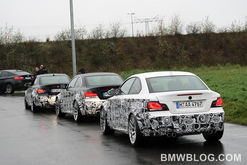 bmw 1m driven 5