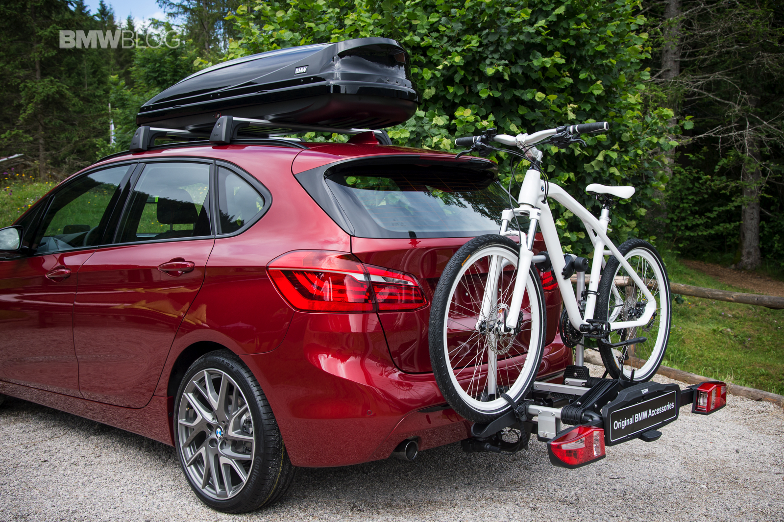BMW 2 Series Active Tourer: Accessories from wheels to ...