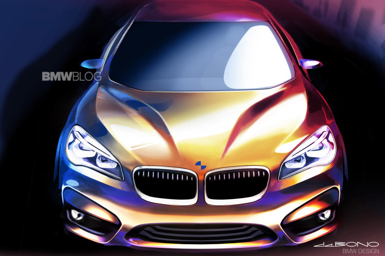 bmw 2 series active tourer sketches 6 750x500