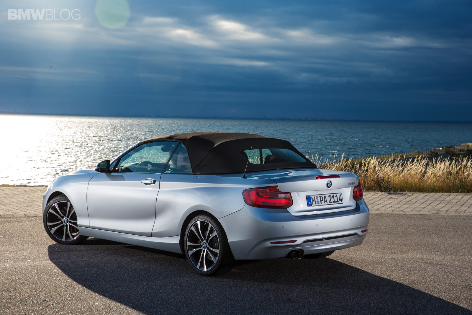 Three Cylinder Bmw 218i Coupe And 218i Convertible Coming
