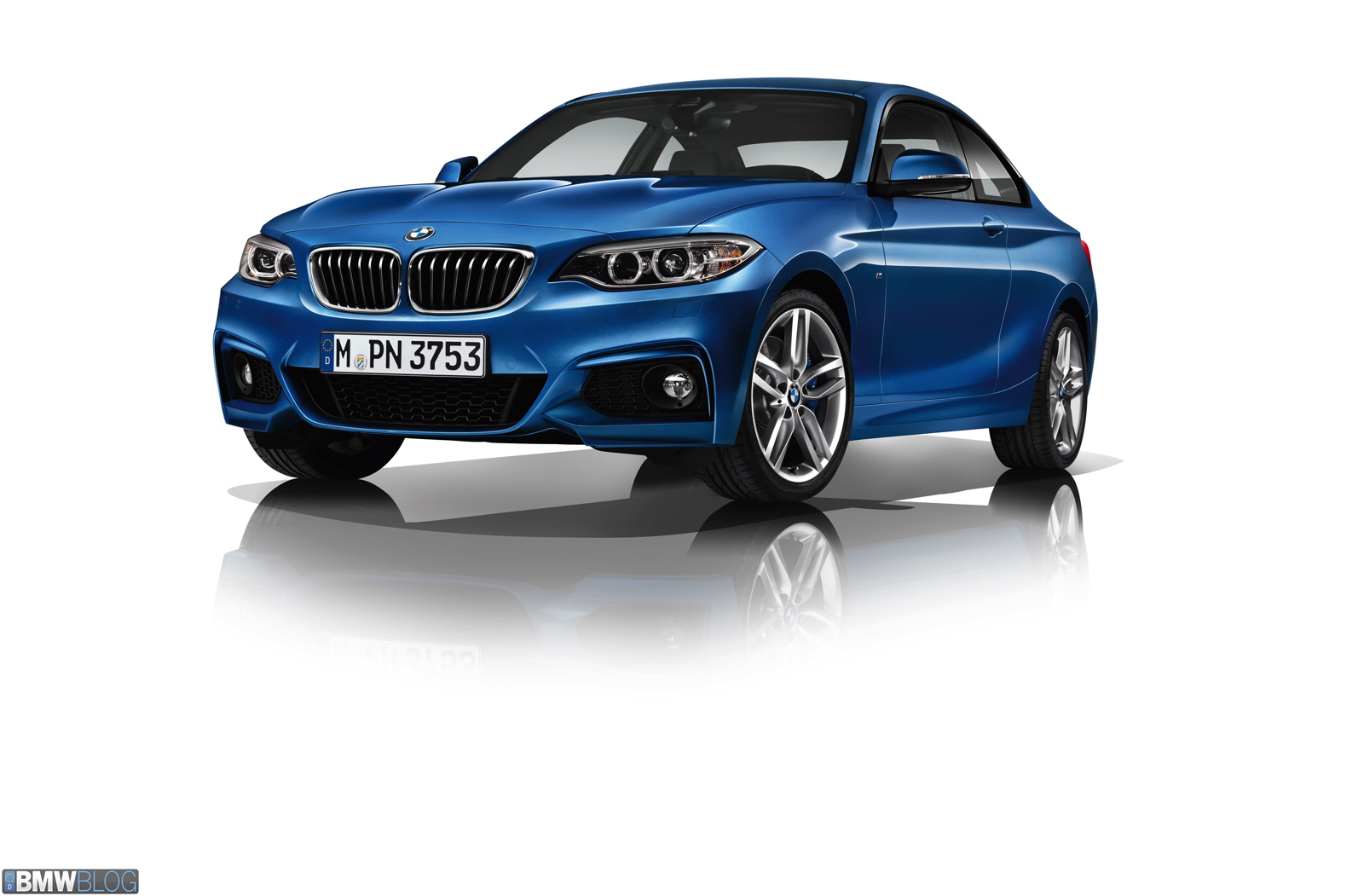 BMW 2 Series with M Sport Package