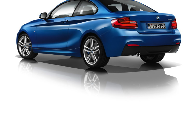 bmw 2 series coupe images high resolution 131 750x500