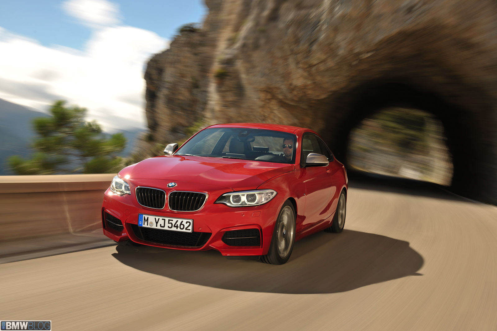 World Premiere: BMW 2 Series Coupe