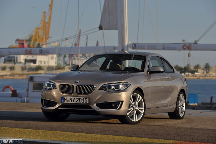 bmw 2 series coupe images high resolution 35 750x500