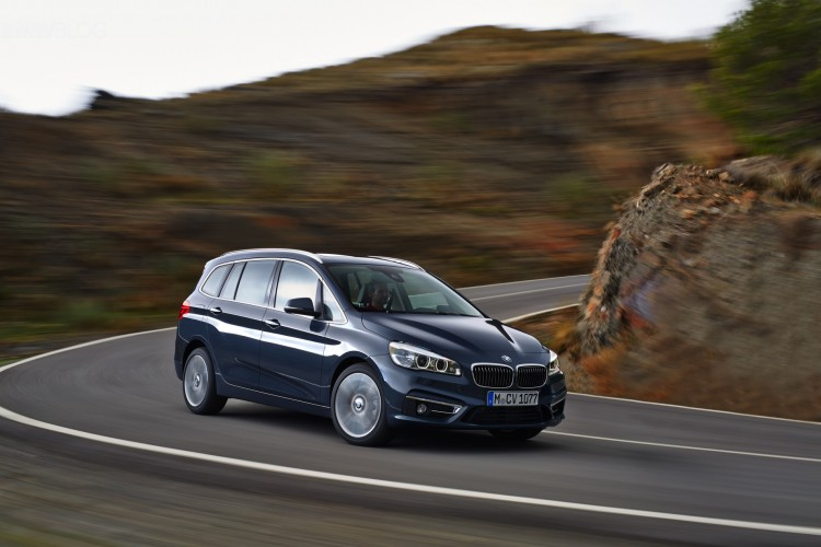 bmw 2 series gran tourer exterior images 24 750x500