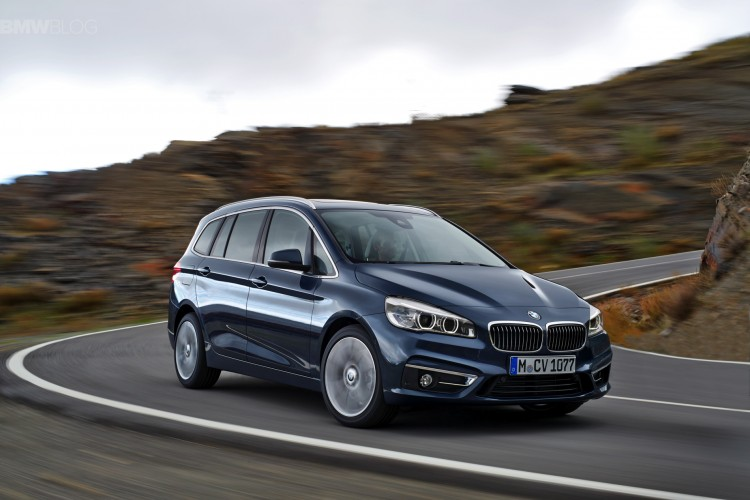 bmw 2 series gran tourer exterior images 25 750x500