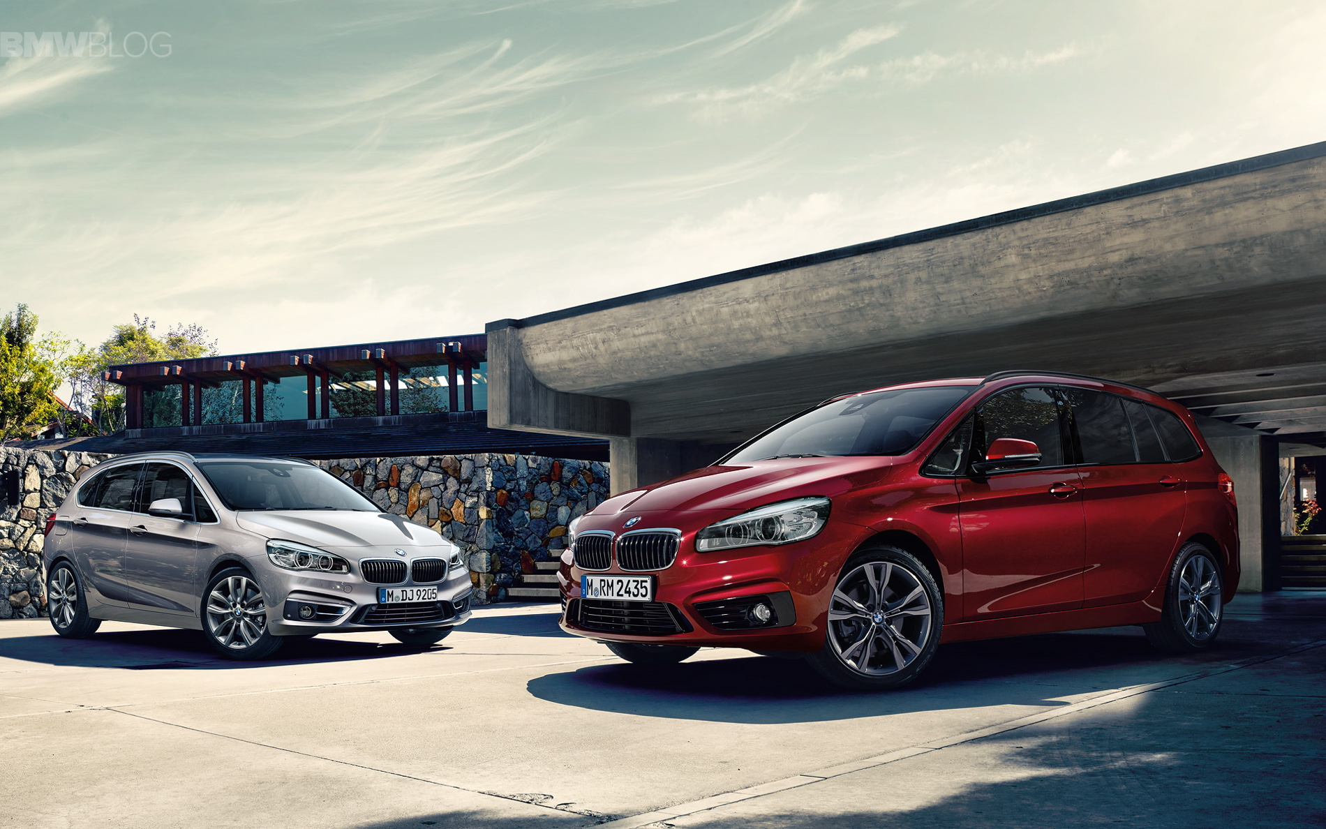 BMW European Delivery >> A Purist's View On The BMW 2 Series Gran Tourer