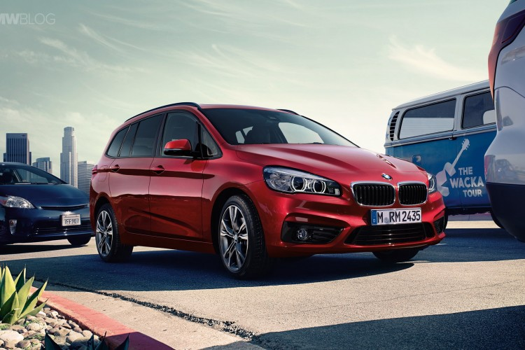 bmw 2 series gran tourer wallpapers 13 750x500