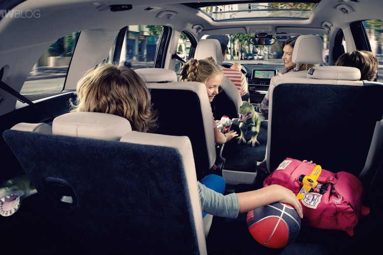 Five Best Bmw Backseats For Kids