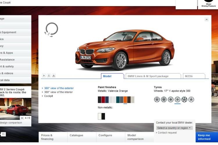 bmw 2 series online site 750x500