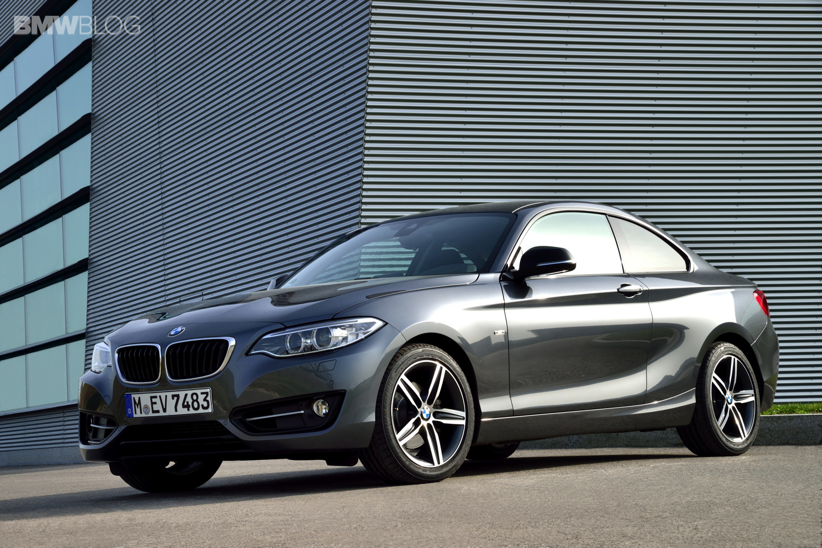 bmw 220d coupe 4