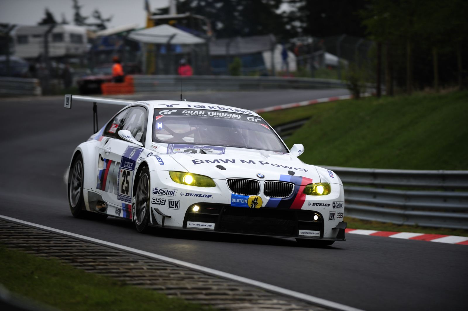 See The Bmw M4 Coupe And M3 Gt Race Car At Road America