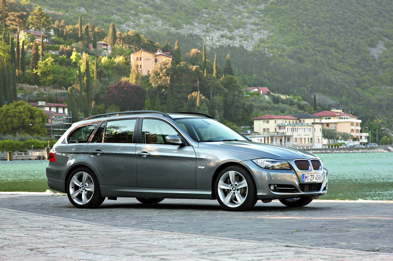 2009 Bmw 3 Series Sedan And Wagon High Res Photos