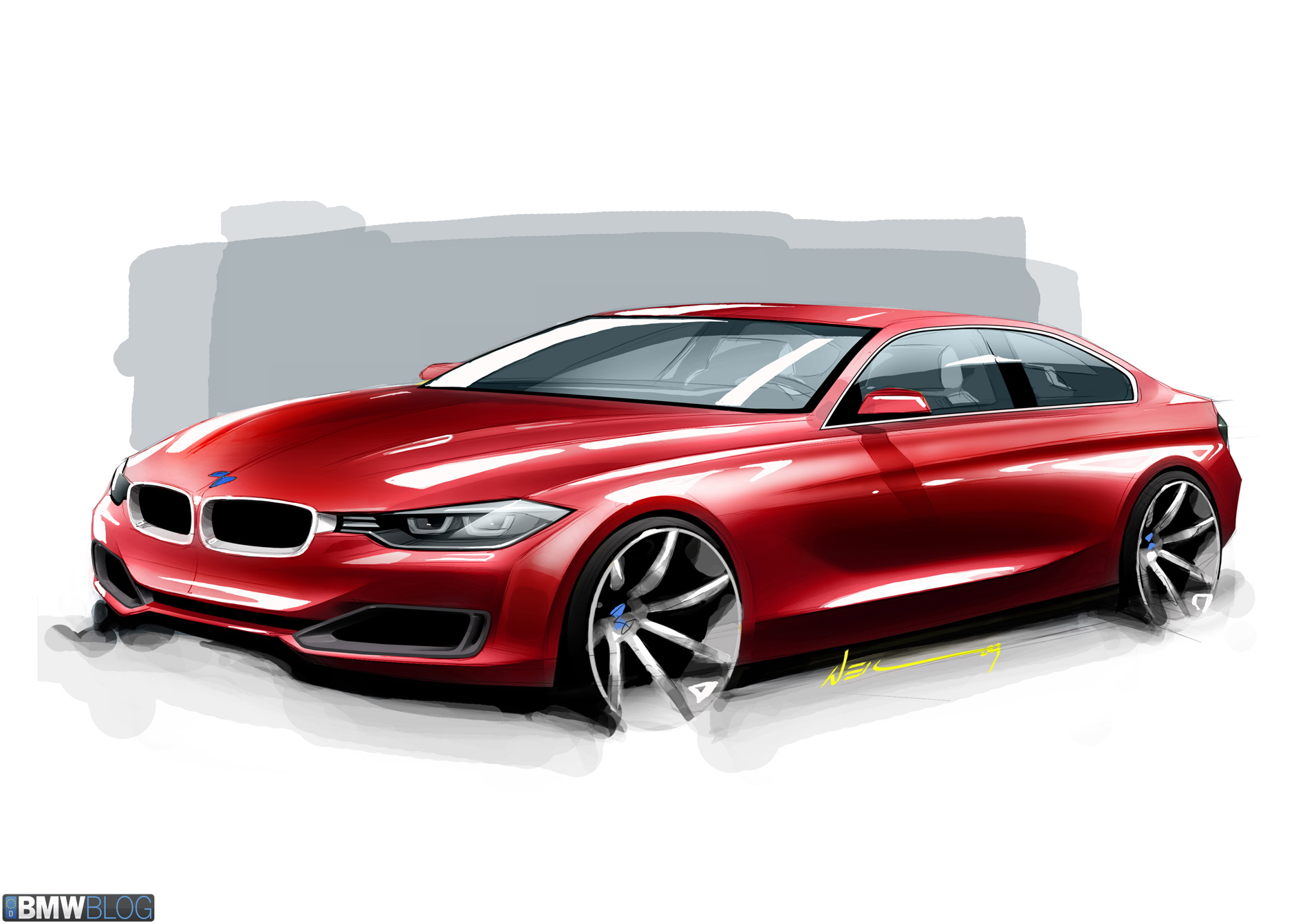 bmw 3 series design01