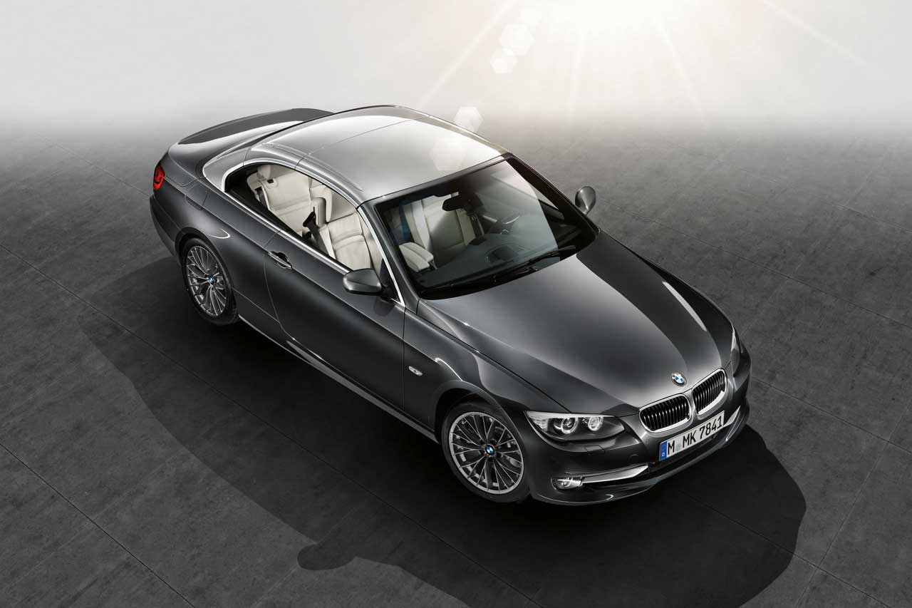 bmw 3 series exclusive edition