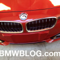 bmw 3 series front plate 120x120