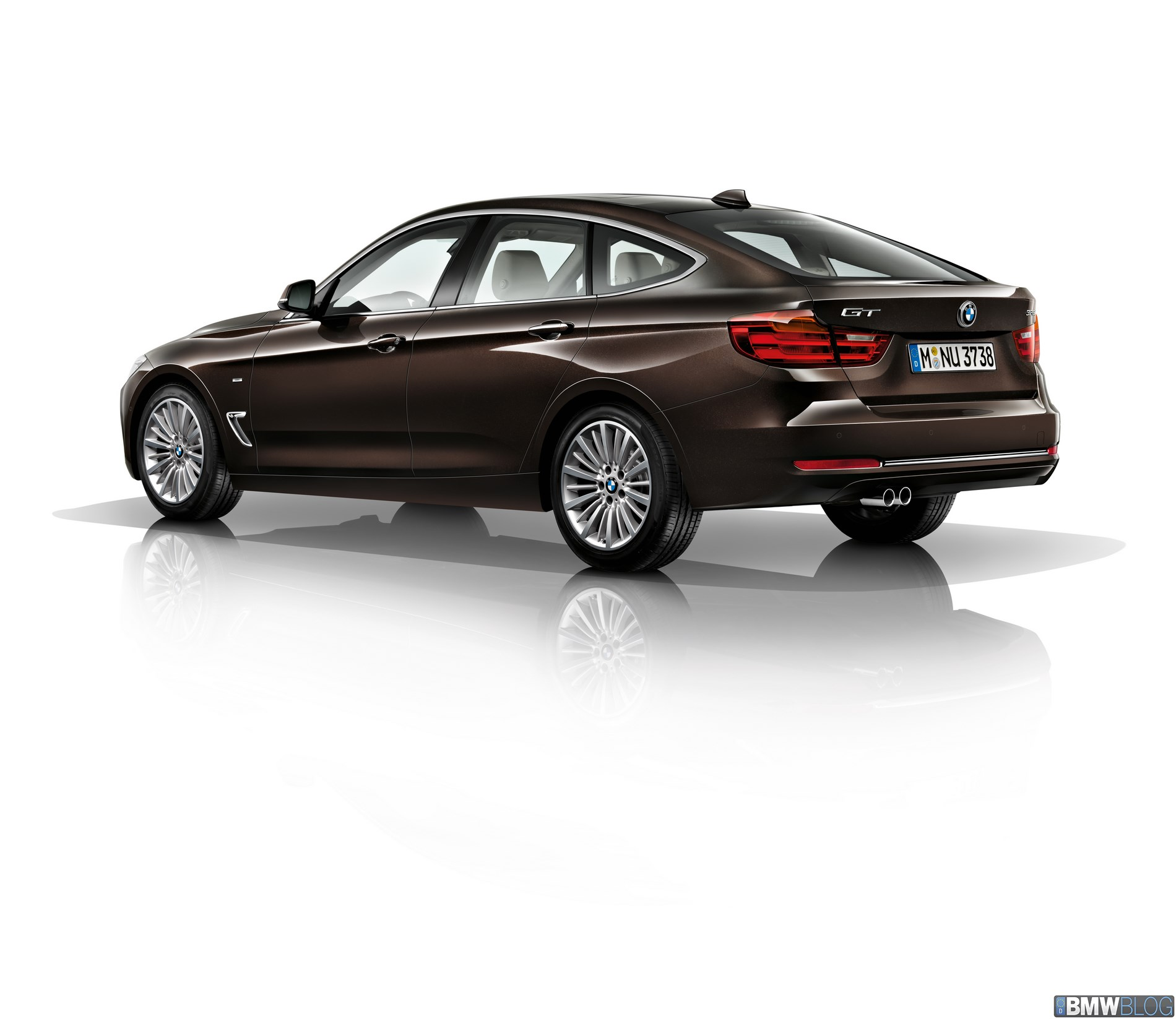 Bmw 3 Series Gran Turismo 318d And 320d Launching In Europe