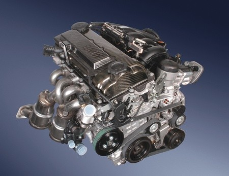 bmw 320si engine