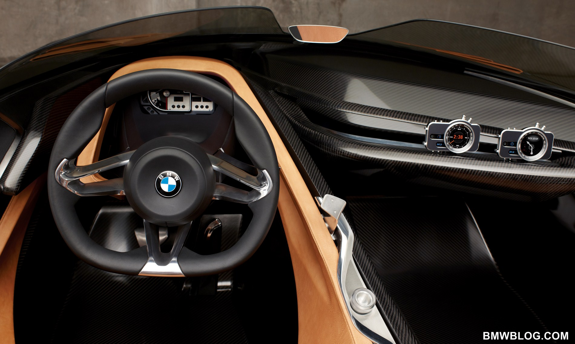 Design Analysis Bmw 328 Hommage With Vision Concept Influences