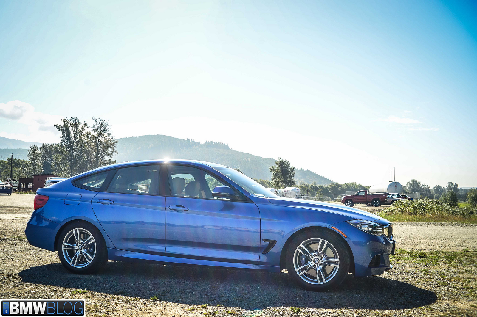 Coupe Series 2014 bmw 335 Test Drive: 2014 BMW 335i xDrive GT