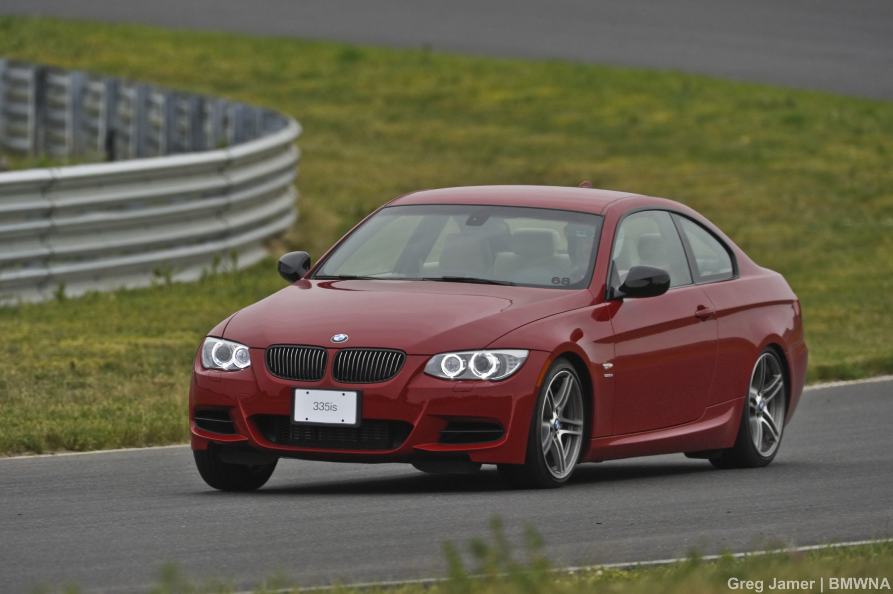 bmw 335is race track 8
