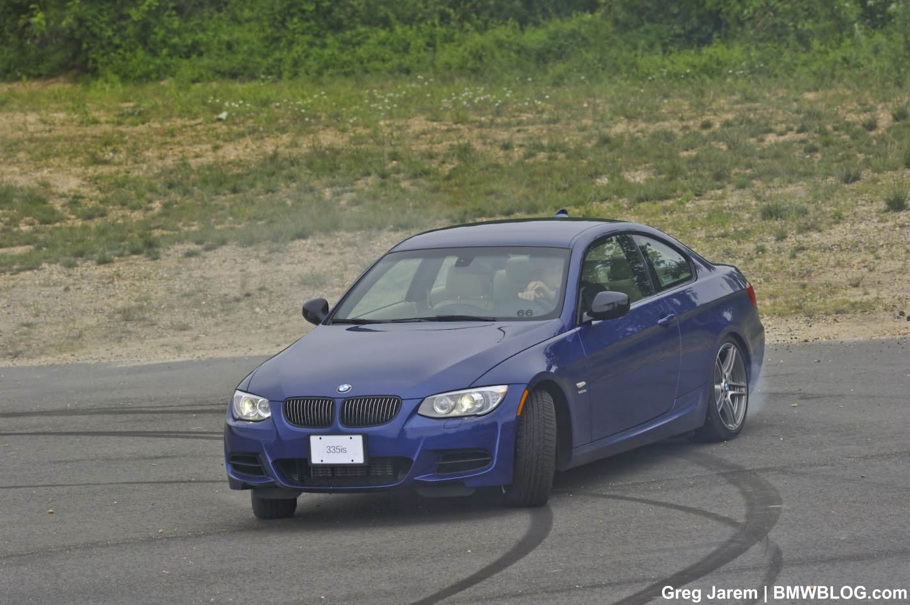 bmw 335is race track review 40