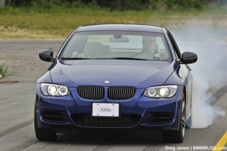AutoWeek Drivers Log: 2011 BMW 335is Coupe