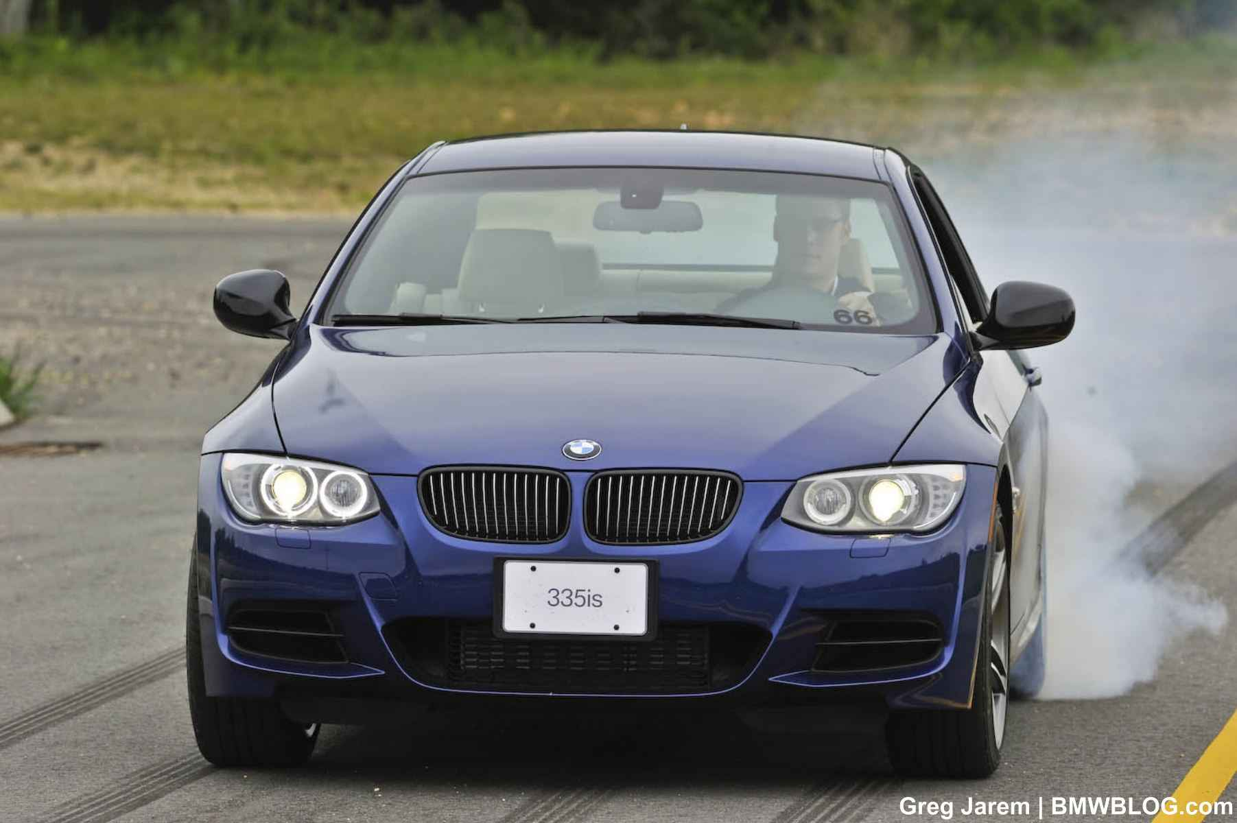 Autoweek Drivers Log 2011 Bmw 335is Coupe