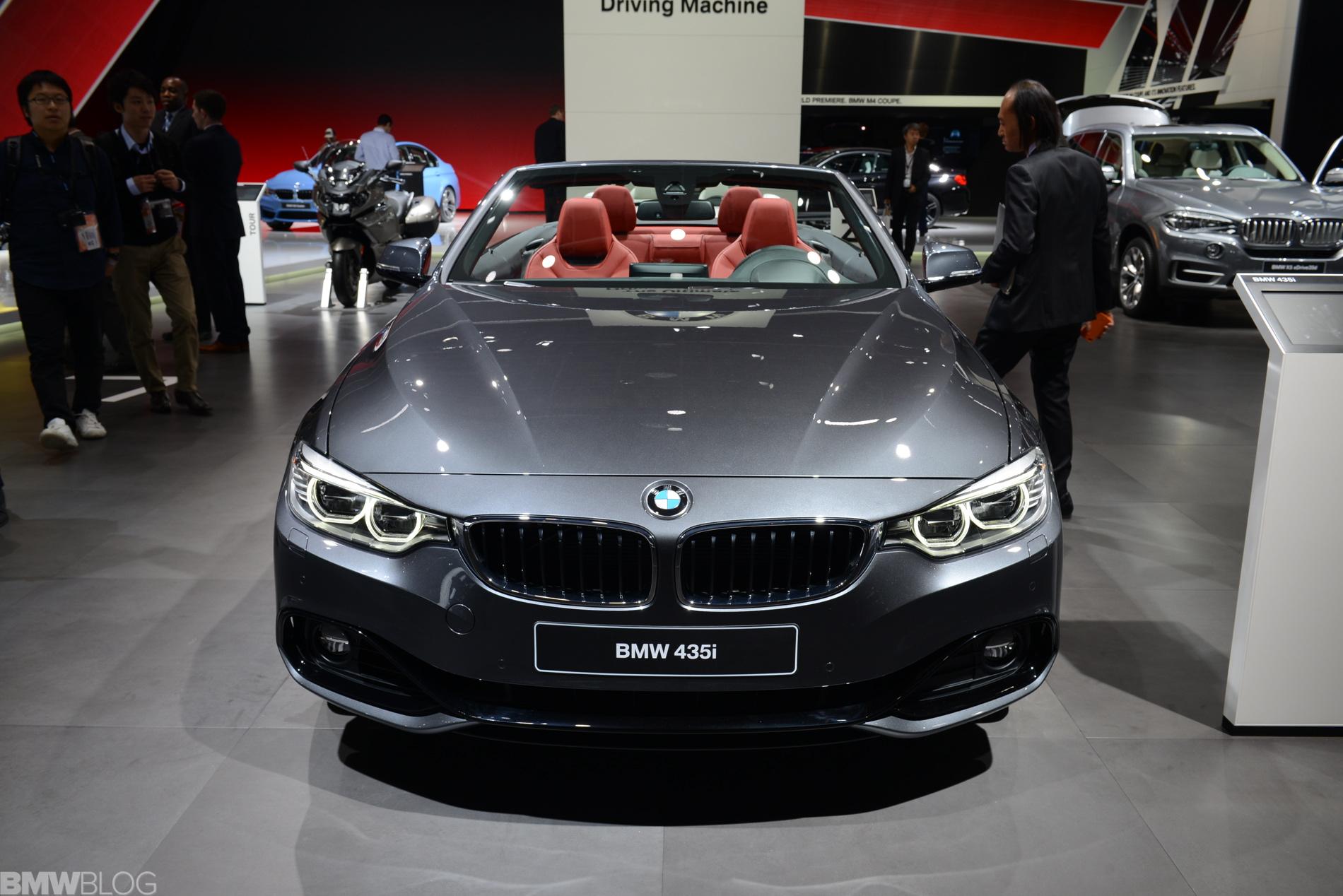 BMW 4 Series Convertible at 2014 NAIAS
